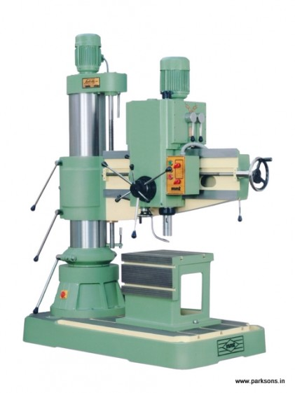Radial Drilling Machine from Parksons